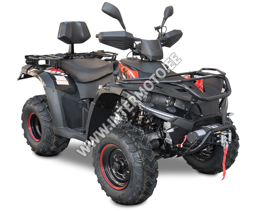 1b22c671723 LINHAI-YAMAHA ATV 300cc T3b; VINTS 3000lbs+KONKS