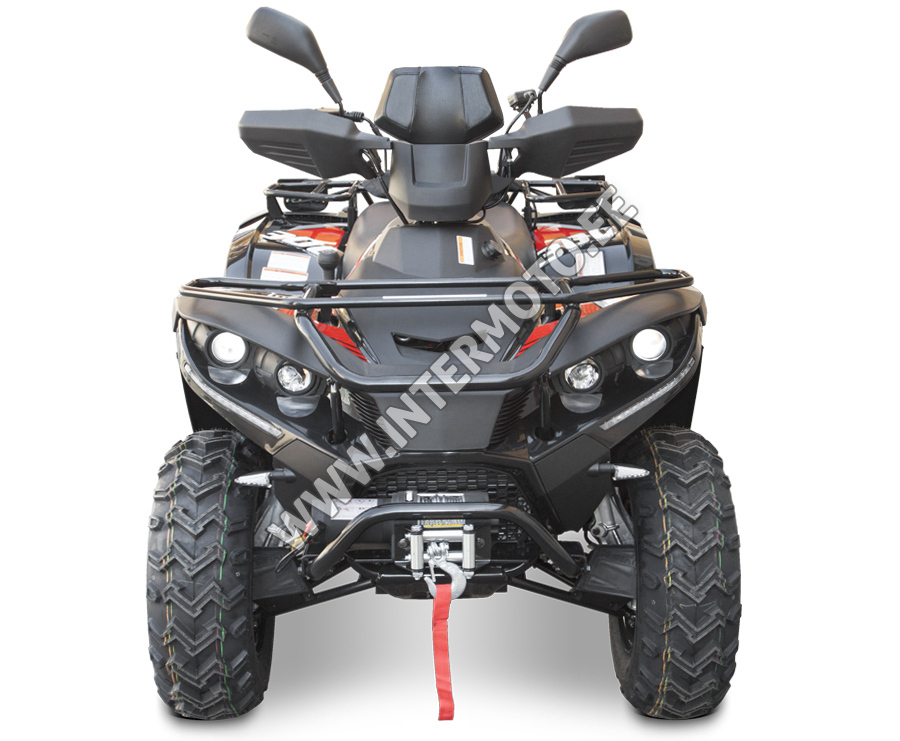 LINHAI-YAMAHA ATV 300cc T3b WINCH 3000lbs+HOOK