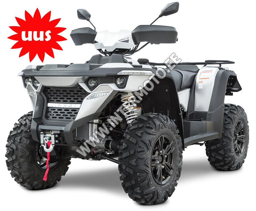 Linhai-Yamaha ATV M550iL(Long) EFi 4x4 Euro4 L7e