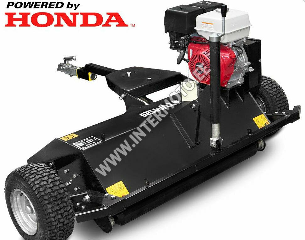 atv mulcher with honda gx 390 engine. Black Bedroom Furniture Sets. Home Design Ideas