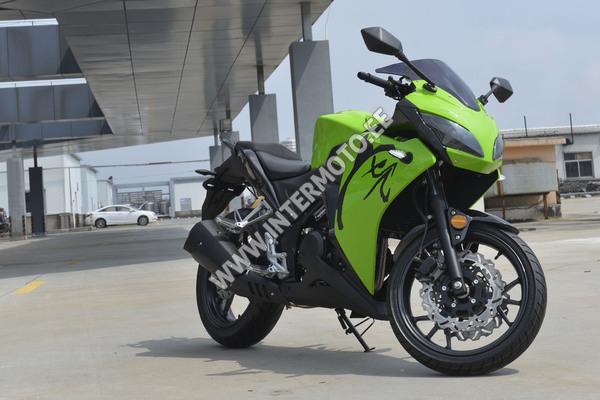 Mootorratas Motrac R15 250cc