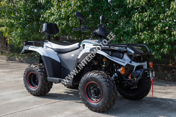 LINHAI-YAMAHA ATV 200cc VINTS 3000lbs+KONKS T3b