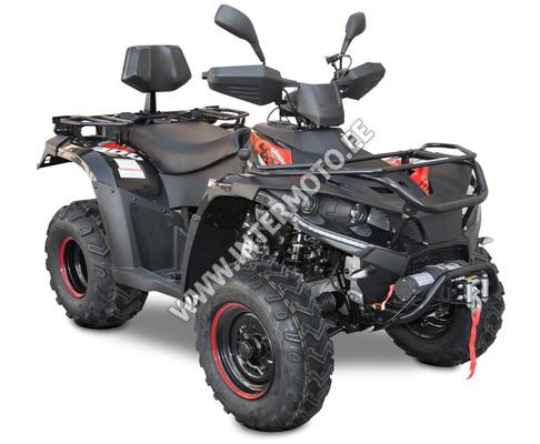 LINHAI-YAMAHA ATV 300cc T3b; VINTS 3000lbs+KONKS