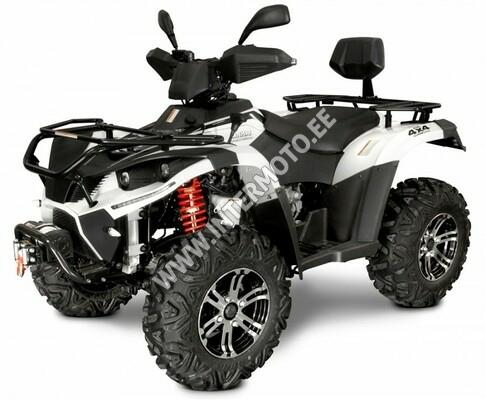LINHAI-YAMAHA ATV 500cc VINTS 3000lbs+KONKS, EFi Euro4 L7e