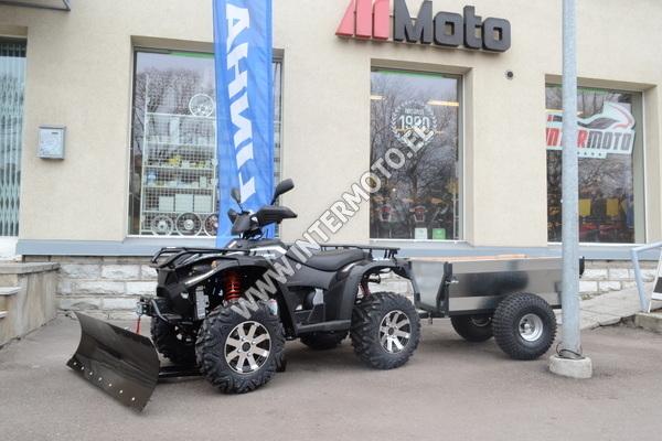 LINHAI-YAMAHA ATV 400cc+Vints+Sahk+Käru