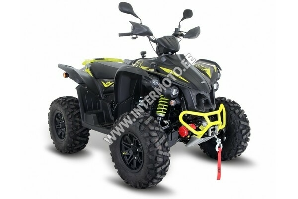 ATV QUAD TGB TARGET 600 IRS EFI EPS L7e