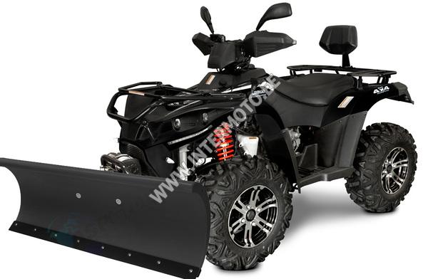 LINHAI-YAMAHA ATV 500cc + LUMESAHK 1320mm