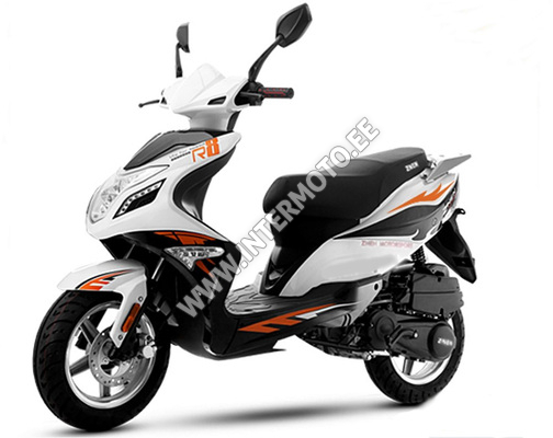 Motoroller Intermoto R8 50cc