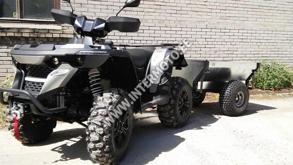 Linhai-Yamaha ATV M550i EFI 4x4+ Järelhaagis