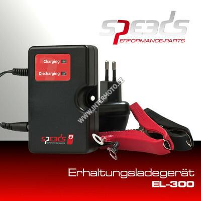 AKULAADIJA SPEEDS EL300 12V 0,3A