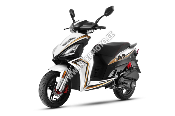 Motoroller Intermoto A9 50cc