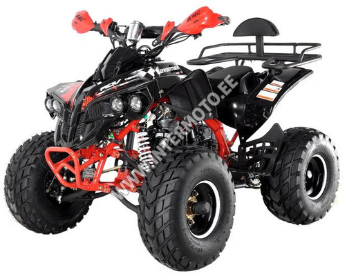 LASTE ATV APOLLO ORION SPORTRAX 125CC F-N-R Eu4, Must