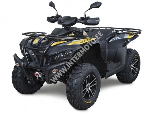 ATV ACCESS MOTOR SHADE 650i LT EPS  (ROOLIVÕIMUGA) L7e