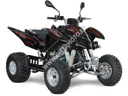 ATV ACCESS TOMAHAWK 400 BLACK EDITION 2X4 T3b