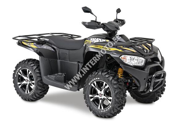 ATV ACCESS SHADE EXTREME 850i LT EPS 4x4 (ROOLIVÕIMUGA) L7e