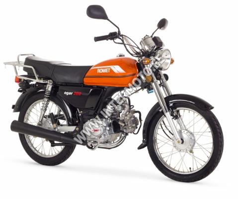 Mopeed Romet Ogar 202 50cc Eu4