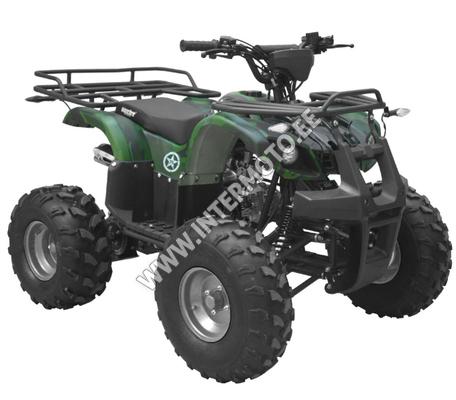 LASTE ATV HECHT HUMMER 125 - ARMY