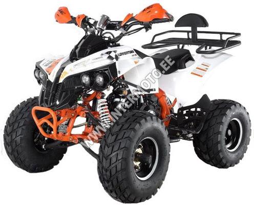 LASTE ATV APOLLO ORION SPORTRAX 125CC F-N-R Eu5, Valge